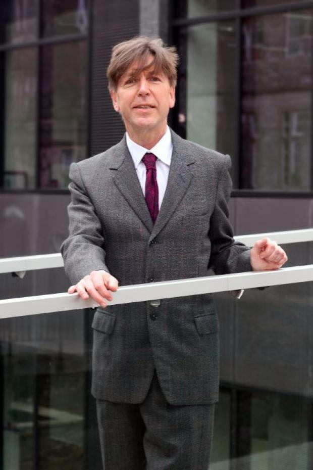 Prof David Birks, new director of Winchester Business School and new Dean of the Faculty of Business, Law and Sport