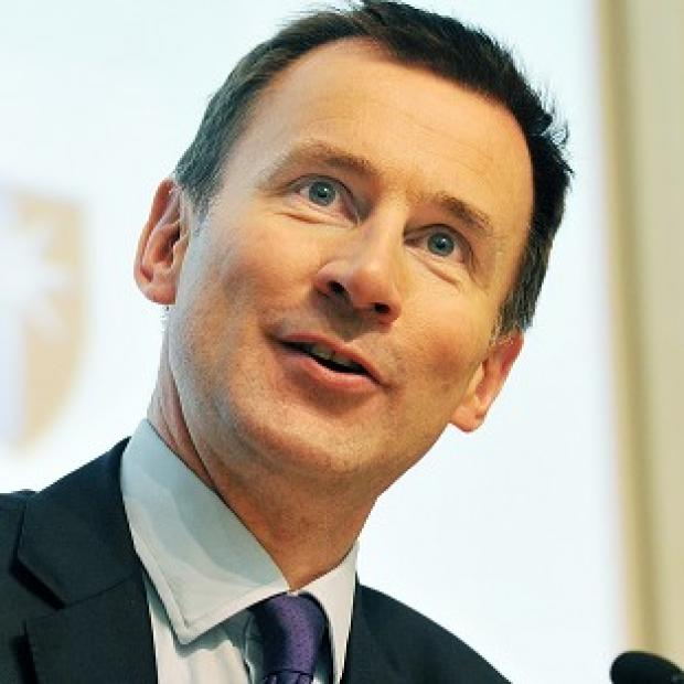 Jeremy Hunt is to say that hospitals should tackle 'mediocrity and low expectations before they turn into failure and tragedy'