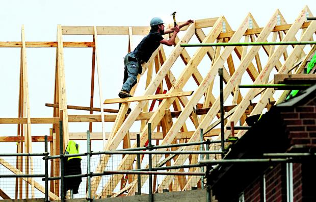 Romsey Advertiser: House building picks up in Winchester, says city council