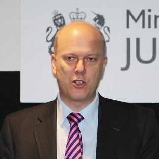 A network of resettlement jails has been unveiled by Chris Grayling as part of a shake-up of the prison estate