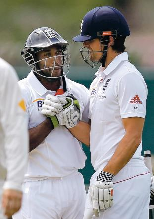 Michael Carberry will not be opening with Alastair Cook at Lord's next week