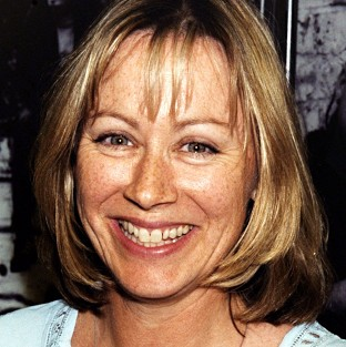 EastEnders actress Lindsey Coulson who plays Carol Jackson in the soap