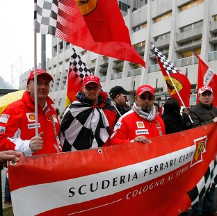 Schumacher family 'overwhelmed'