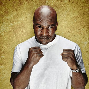 Former heavyweight boxing champion Evander Holyfield has been warned by Celebrity Big Brother after saying being gay 'ain't normal'. (C5)