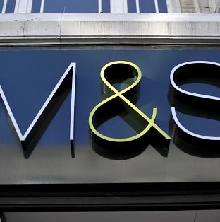 Romsey Advertiser: Marks and Spencer has admitted that its clothing and homewares division continued to struggle.