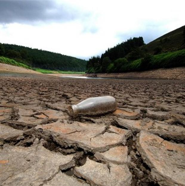 Romsey Advertiser: Scientists have warned that drought could become a serious problem in Europe by the end of the century