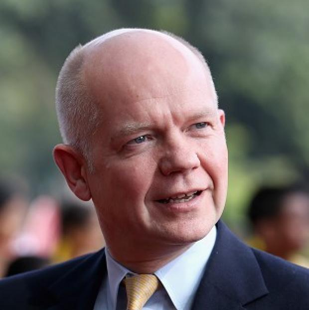 Romsey Advertiser: Foreign Secretary William Hague has warned that giving individual parliaments the right to veto laws would undermine the EU