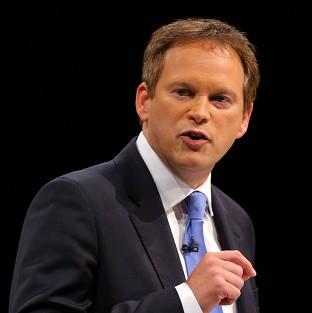 Conservative Party chairman Grant Shapps has accused the Lib Dems of hi