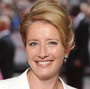 Emma Thompson is among the stars to have called on the Prime Minister to offer a safe haven to refugees fleeing the bloodshed in Syria.