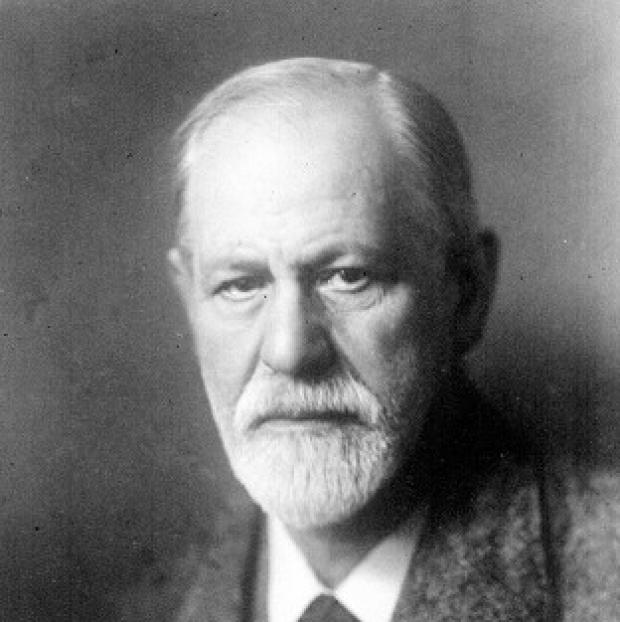 Romsey Advertiser: Sigmund Freud, the originator of psychoanalysis.