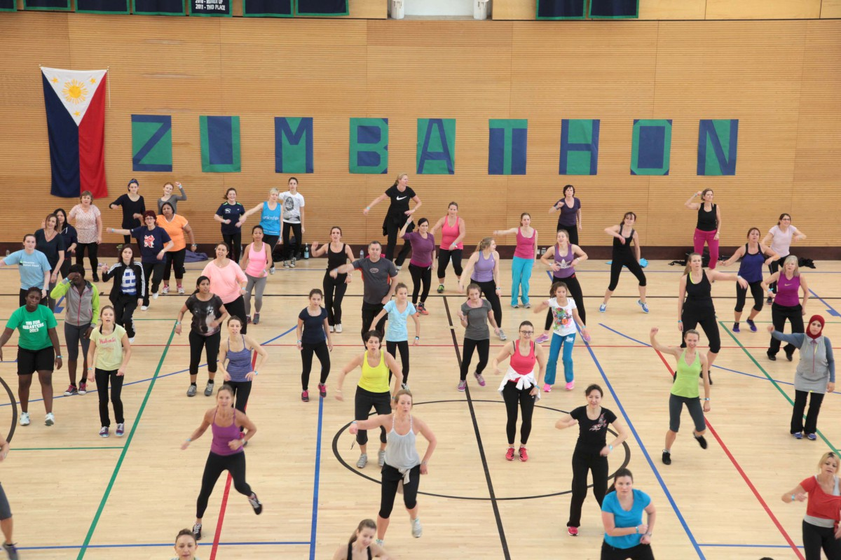 Special zumba dance lessons to raise money fo