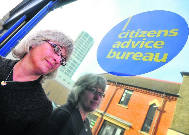 Citizens Advice Bureau research proves benefits of volunteering