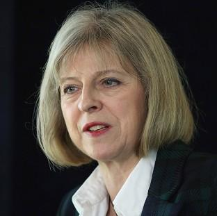 Romsey Advertiser: Home Secretary Theresa May told MPs that she was working with Foreign Secretary William Hague on 'further support' which could be offered to refugees