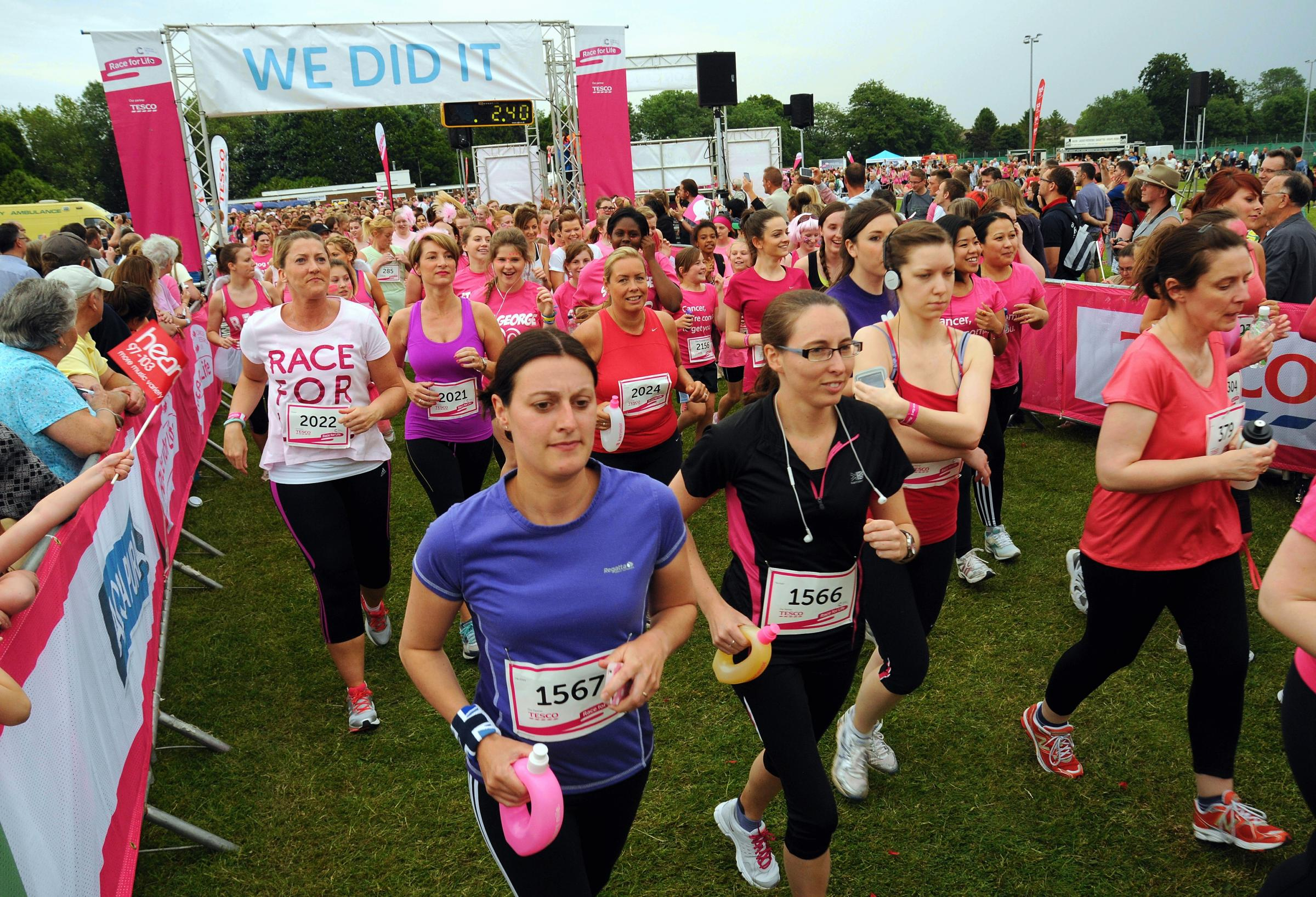 Winchester to host new Cancer Research Race