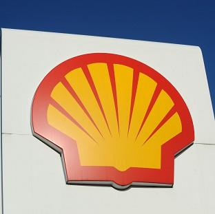 Royal Dutch Shell has reported a 48% slide in pro