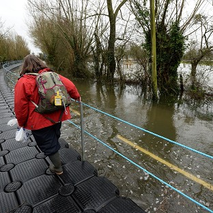 Storms to add to flooding misery