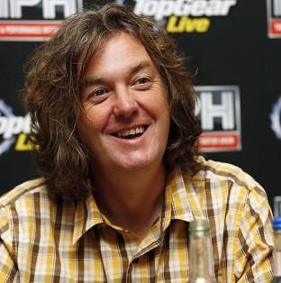 Romsey Advertiser: Top Gear's James May is visiting troops in Afghanistan for a film about the military vehicles used by the forces