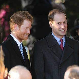 Prince Harry and th