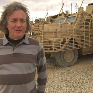 Top Gear host James May hopes to convince BBC bosses to make a programme about First World War poets
