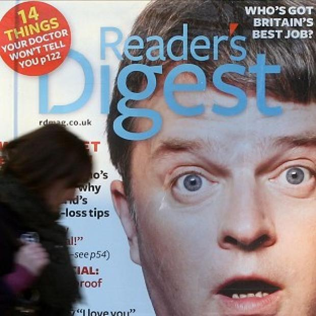Romsey Advertiser: Reader's Digest has been sold for a nominal sum.
