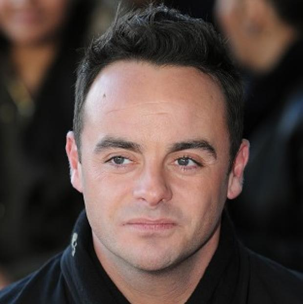 Romsey Advertiser: TV presenter Ant McPartlin lost the tip of his thumb in a kitchen accident