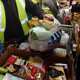 A survey of 522 family doctors found 16% had been asked to refer patients to food banks