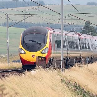 The designated 'comedy carriage' will be part of the Virgin Trains 2.30pm London Euston to Glasgow service on February 27
