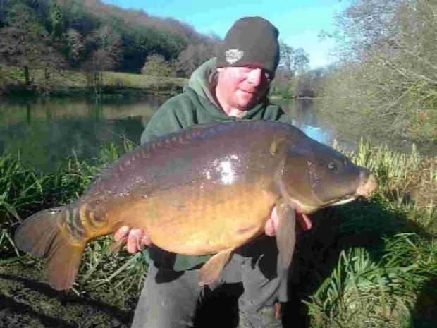 Dave Jones has been having a great run on Milton Abbas since Christmas. He blanked on his first night in a