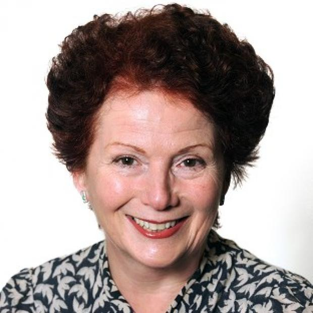 Romsey Advertiser: Hazel Blears entered Parliament as MP for Salford in 1997