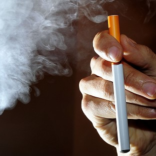 Adverts for VIP e-cigarettes have been handed a post-11pm restriction