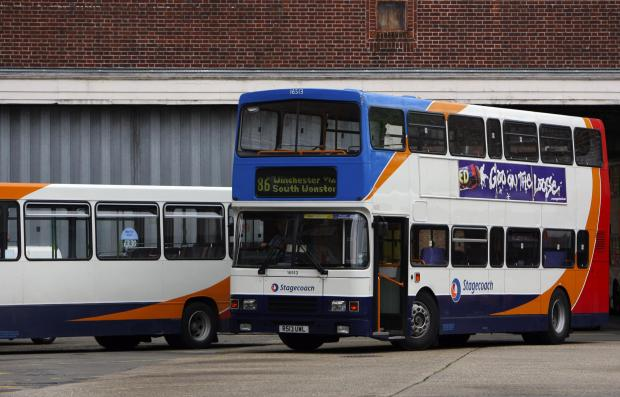 Keep the Winchester bus station, Chronicle online poll shows