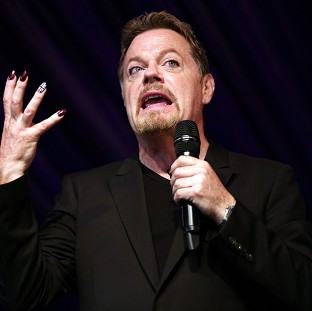 Eddie Izzard is joining a fasting campaign which aims to highlight the increasing use of foodbanks among Britons