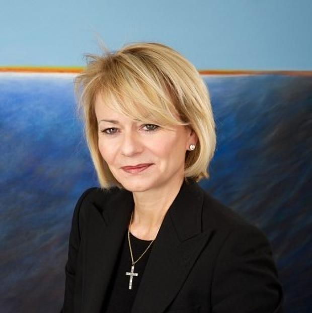 Romsey Advertiser: Harriet Green, of Thomas Cook Group, was praised for her digital strategy