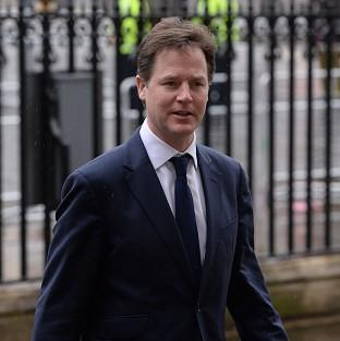 Romsey Advertiser: Deputy Prime Minister Nick Clegg has condemned Vladimir Putin's 'outdated mentality'