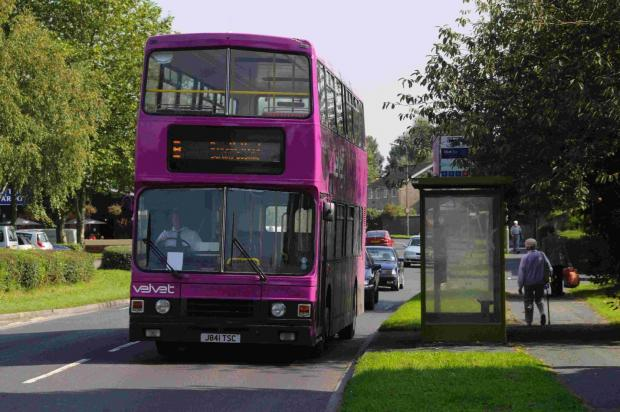 Romsey Advertiser: Bus operator drops Meon Valley-Alresford route