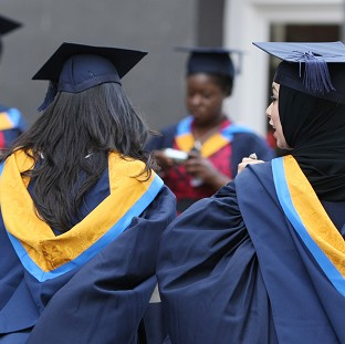 Many ethnic minority groups have seen improvements in the numbers educated to university standard