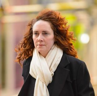 Romsey Advertiser: Rebekah Brooks denies all the charges.