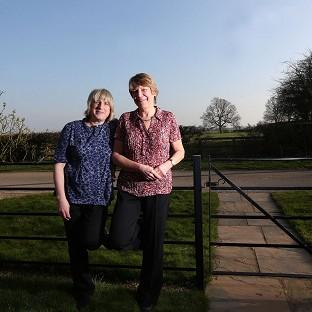 Celia Kitzinger (left) and Sue Wilkinson (right) who lost a legal fight to marry eight years ago will become the first same-sex couple in the UK to have their union legally recognised.