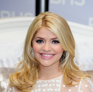 Holly Willoughby has announced she is pregnant