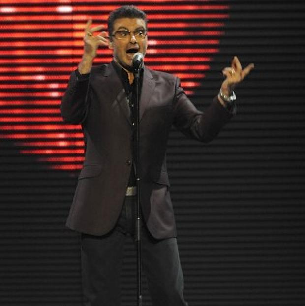 Romsey Advertiser: Pop star George Michael has ditched his drug-taking and gets his 'highs' from Coronation Street