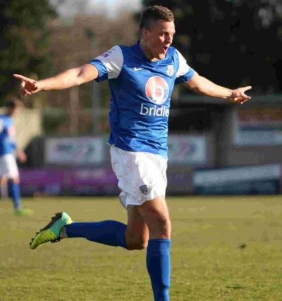 Eastleigh need just five points away from Skrill South championship