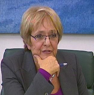 File photo dated 09/09/13 of Margaret Hodge MP, chair of the Commons Public Accounts Committee which has concluded that poor planning and outdated IT systems mea