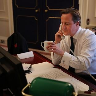 Romsey Advertiser: Prime Minister David Cameron has spoken to his Malaysian counterpart by phone