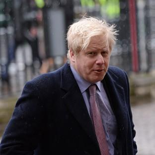 A Tory MP has slammed the leadership speculation surrounding Boris Johnson.
