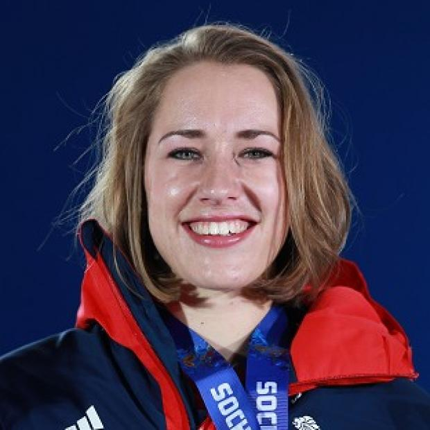 Romsey Advertiser: Lizzy Yarnold's Olympic exploits will be celebrated at a parade in her honour