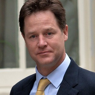 Nick Clegg has said he wants to dispel the 'myths' being peddled by 'isolationists'