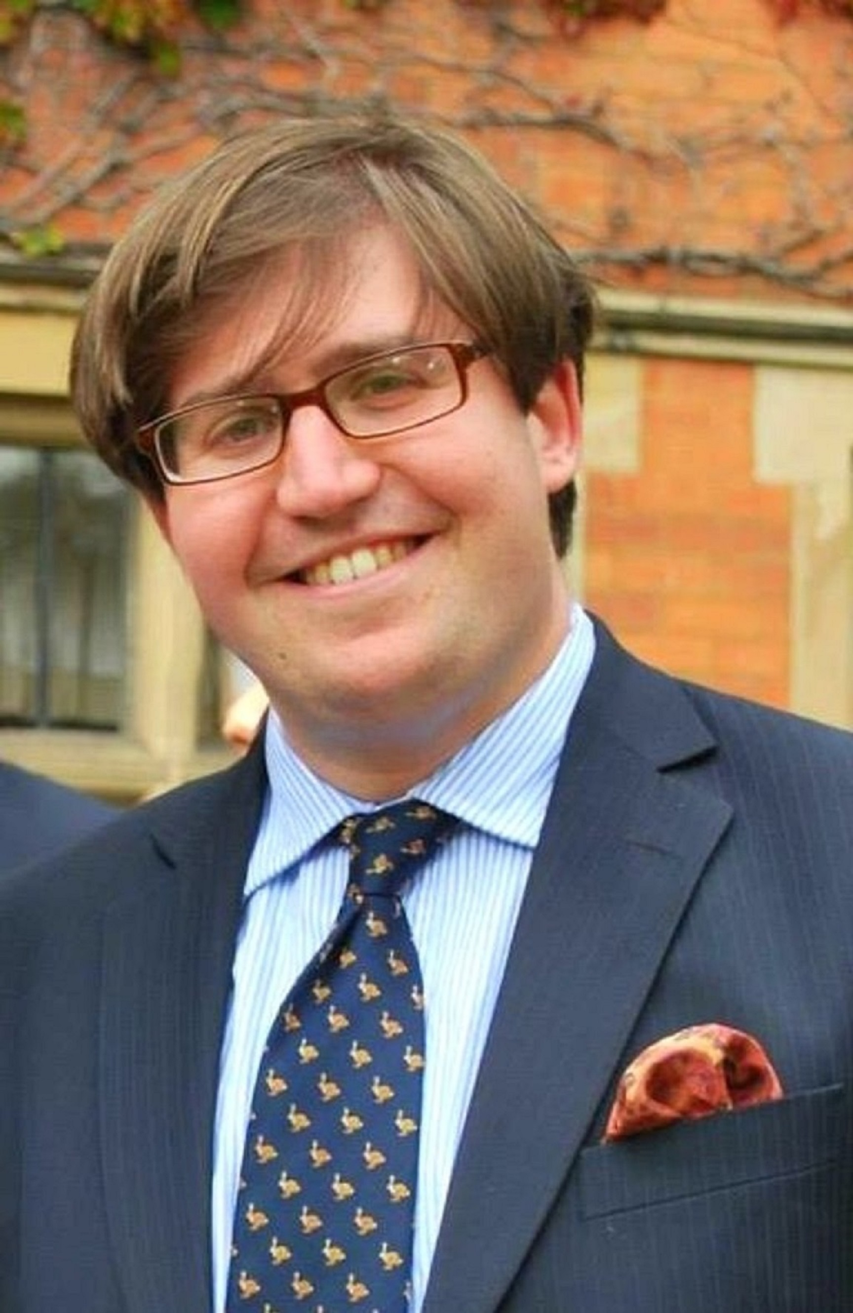 Liberal Democrat parliamentary candidate for Romsey and Southampton North, Ben Nicholls