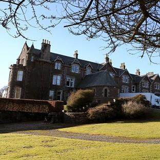 Romsey Advertiser: Andy Murray bought Cromlix, three miles from his home town of Dunblane, in February last year
