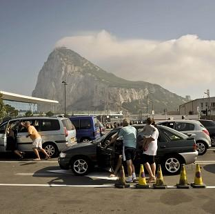 Relations have been strained between Britain and Spain to the extent that Madrid imposed tighter border controls which led to long delays at the Gibraltar frontier