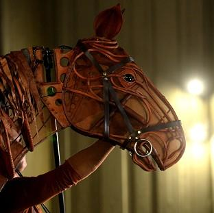 Musicians in the West End production of War Horse wanted an order saying they